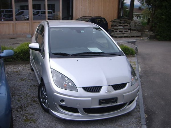 Colt CZT Ralliart by Streetparade in Colt Ralliart