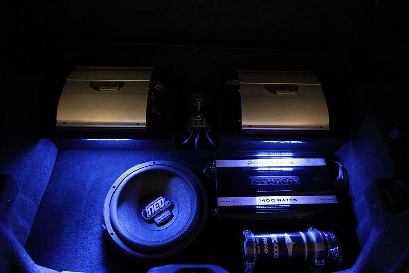 Mein Kofferaum