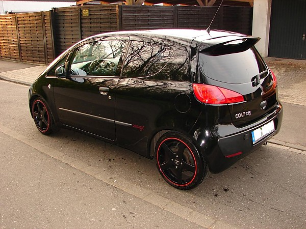 Killer K´s Frauchens Auto by Dj Killer K in Colt CZT