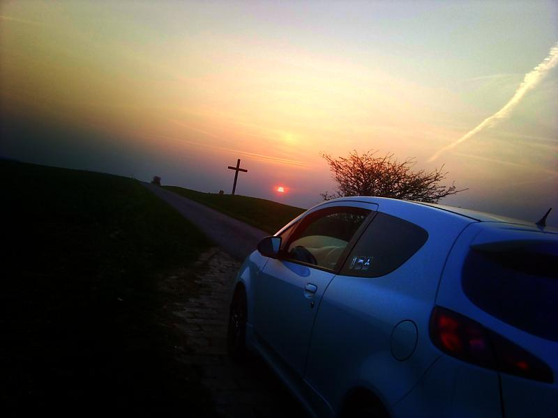 Sunset by Chris in Colt Ralliart