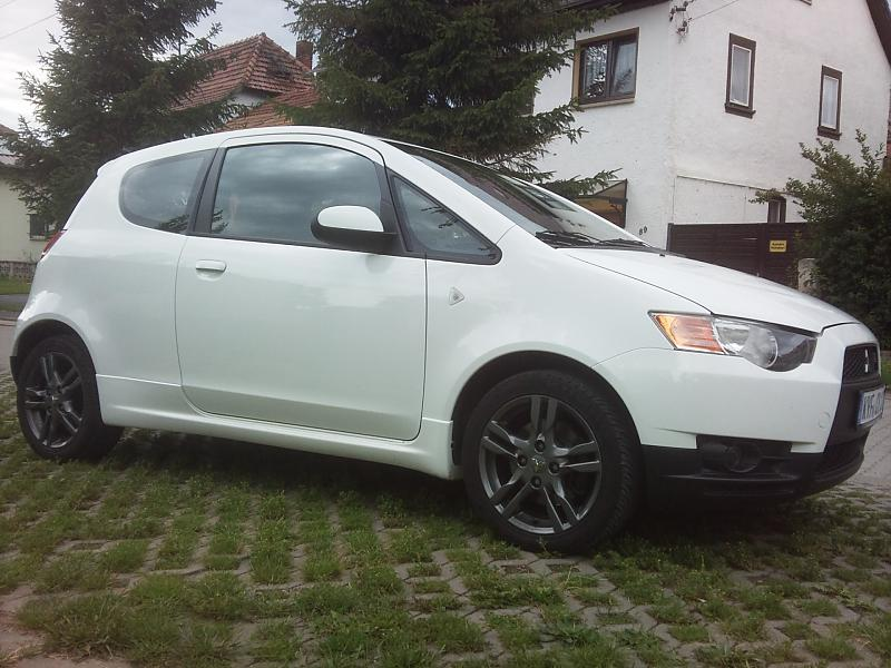 Mein Ralliart :) by Chris in Colt Ralliart